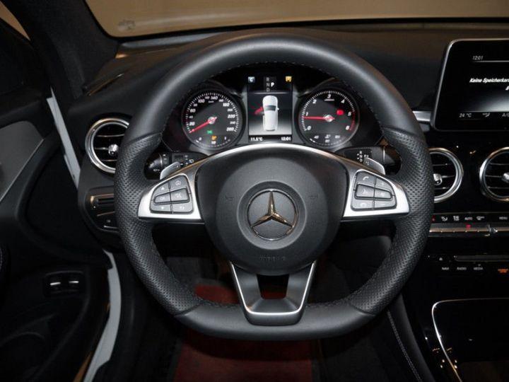 Mercedes GLC 350 D AMG LINE 4matic  BLANC  Occasion - 7