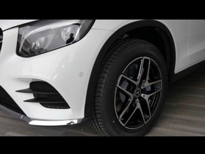 Mercedes GLC 350 E 4 MATIC  BLANC  Occasion - 3