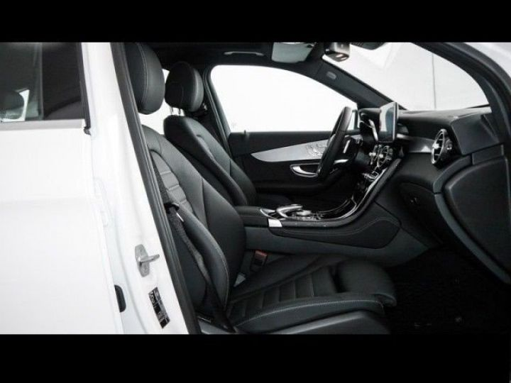 Mercedes GLC 350 E 4 MATIC  BLANC  Occasion - 4
