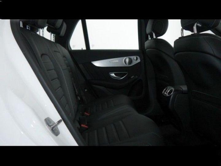Mercedes GLC 350 E 4 MATIC  BLANC  Occasion - 6