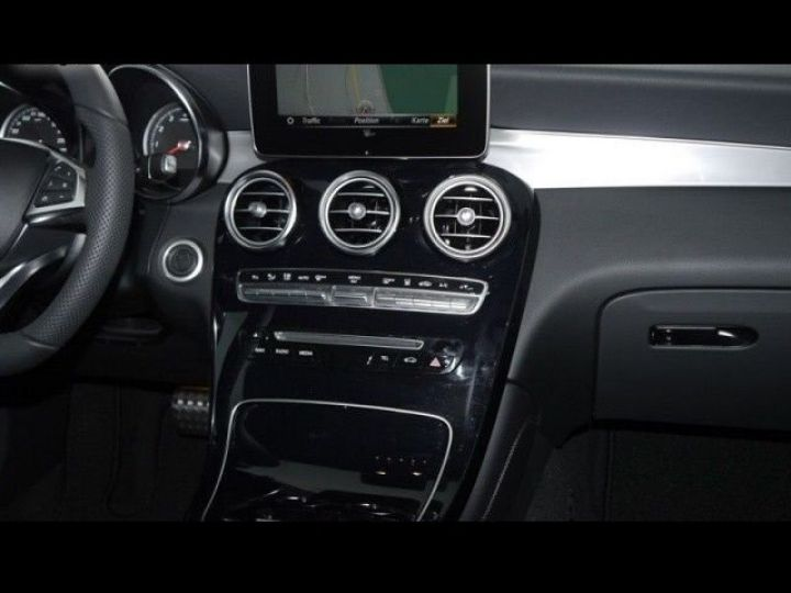Mercedes GLC 350 E 4 MATIC  BLANC  Occasion - 7