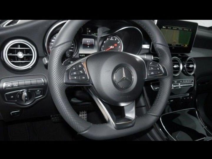 Mercedes GLC 350 E 4 MATIC  BLANC  Occasion - 8