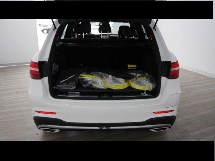 Mercedes GLC 350 E 4 MATIC  BLANC  Occasion - 10
