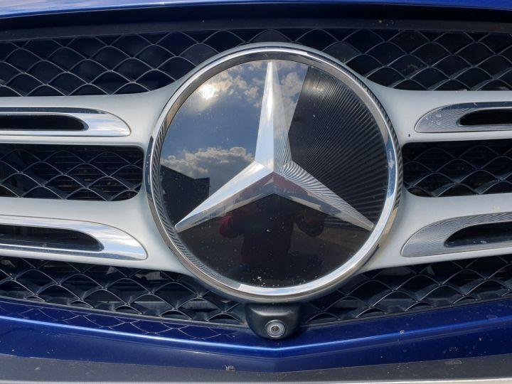 Mercedes GLC 350 e fascination 4matic bva Bleu Occasion - 8