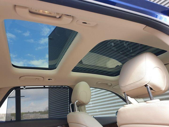 Mercedes GLC 350 e fascination 4matic bva Bleu Occasion - 13