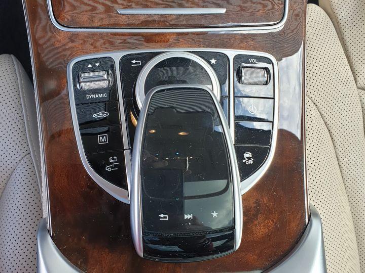 Mercedes GLC 350 e fascination 4matic bva Bleu Occasion - 20