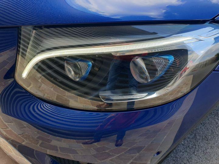 Mercedes GLC 350 e fascination 4matic bva Bleu Occasion - 26