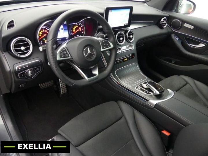 Mercedes GLC 350e 4 MATIC FASCINATION  GRIS  Occasion - 6