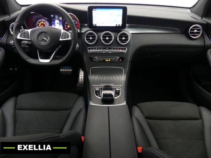 Mercedes GLC 350e 4 MATIC FASCINATION  GRIS  Occasion - 11