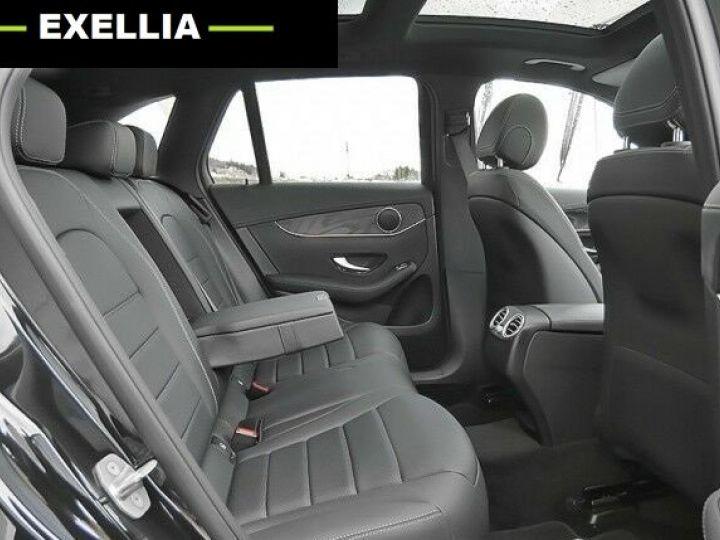Mercedes GLC 350e 4 MATIC FASCINATION  NOIR  Occasion - 4