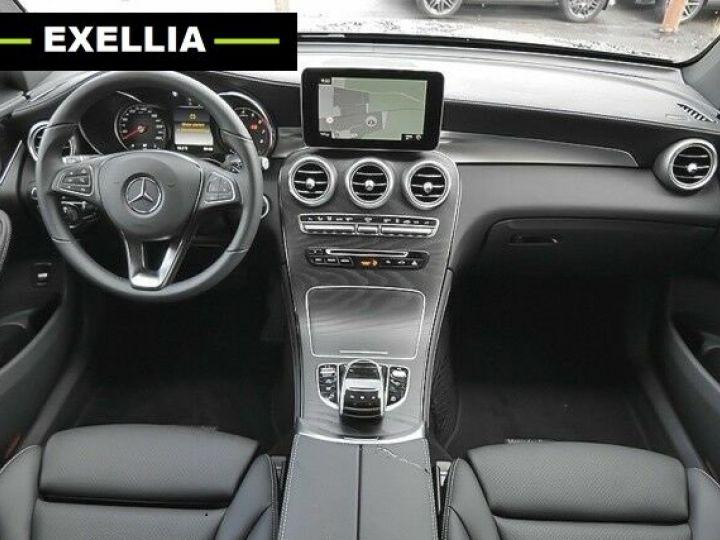 Mercedes GLC 350e 4 MATIC FASCINATION  NOIR  Occasion - 9