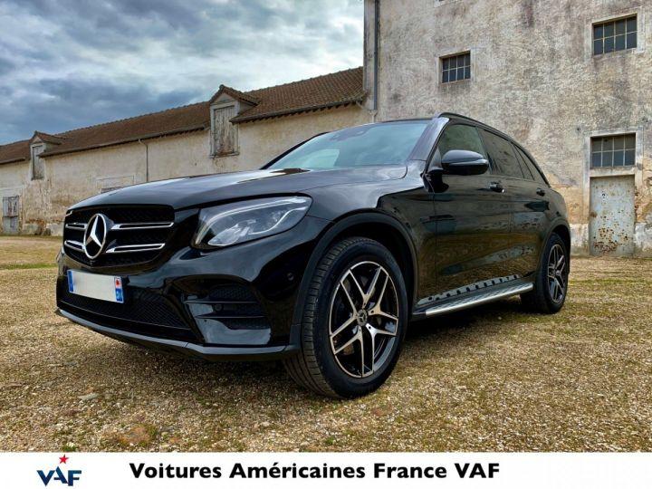 Mercedes GLC 350e Hybride 327cv 4Matic 7G-Tronic plus – CG Gratuite/TVA Apparente EN STOCK  Noir métal Occasion - 1