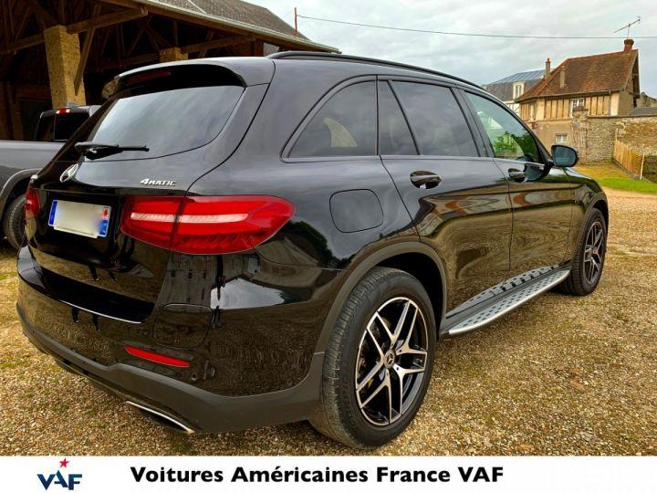 Mercedes GLC 350e Hybride 327cv 4Matic 7G-Tronic plus – CG Gratuite/TVA Apparente EN STOCK  Noir métal Occasion - 5
