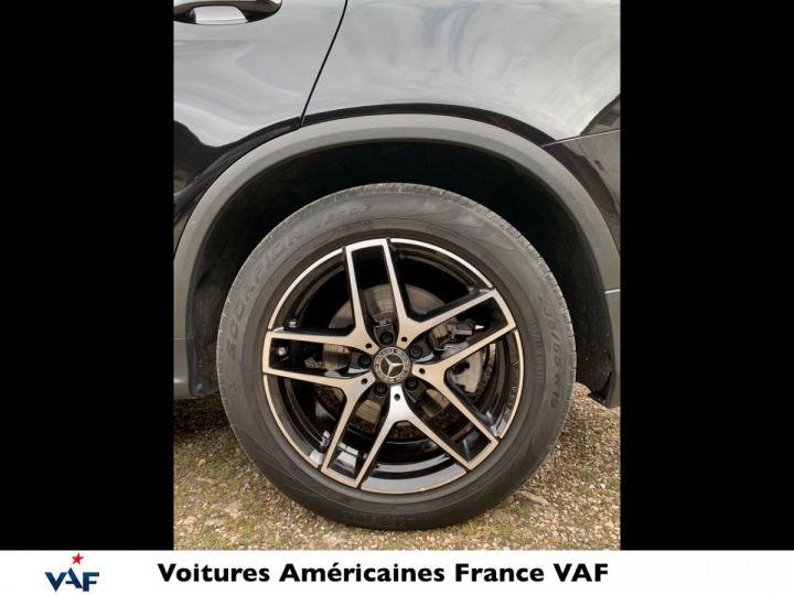 Mercedes GLC 350e Hybride 327cv 4Matic 7G-Tronic plus – CG Gratuite/TVA Apparente EN STOCK  Noir métal Occasion - 9