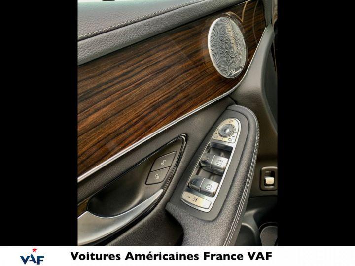 Mercedes GLC 350e Hybride 327cv 4Matic 7G-Tronic plus – CG Gratuite/TVA Apparente EN STOCK  Noir métal Occasion - 13