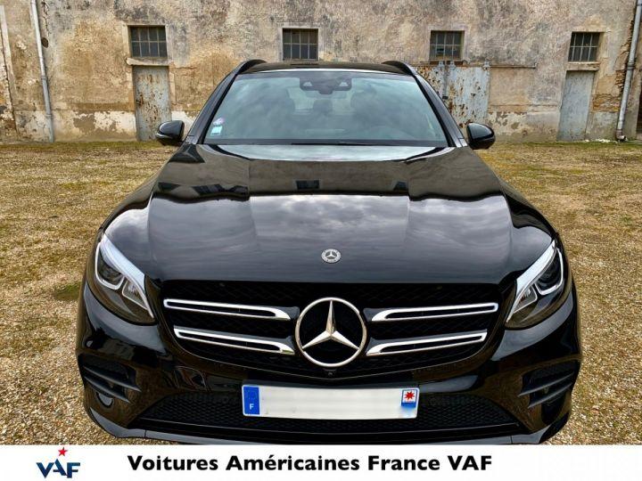 Mercedes GLC 350e Hybride 327cv 4Matic 7G-Tronic plus – Contrat Entretien/CG Gratuite/TVA Apparente EN STOCK  Noir métal Occasion - 2
