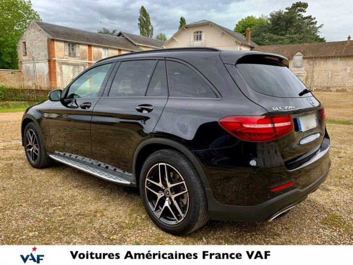Mercedes GLC 350e Hybride 327cv 4Matic 7G-Tronic plus – Contrat Entretien/CG Gratuite/TVA Apparente EN STOCK  Noir métal Occasion - 7