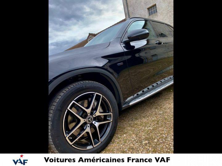 Mercedes GLC 350e Hybride 327cv 4Matic 7G-Tronic plus – Contrat Entretien/CG Gratuite/TVA Apparente EN STOCK  Noir métal Occasion - 8