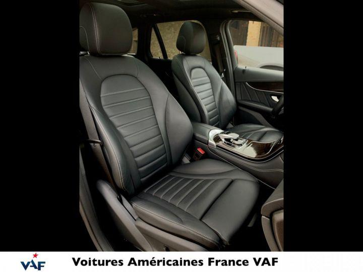 Mercedes GLC 350e Hybride 327cv 4Matic 7G-Tronic plus – Contrat Entretien/CG Gratuite/TVA Apparente EN STOCK  Noir métal Occasion - 14