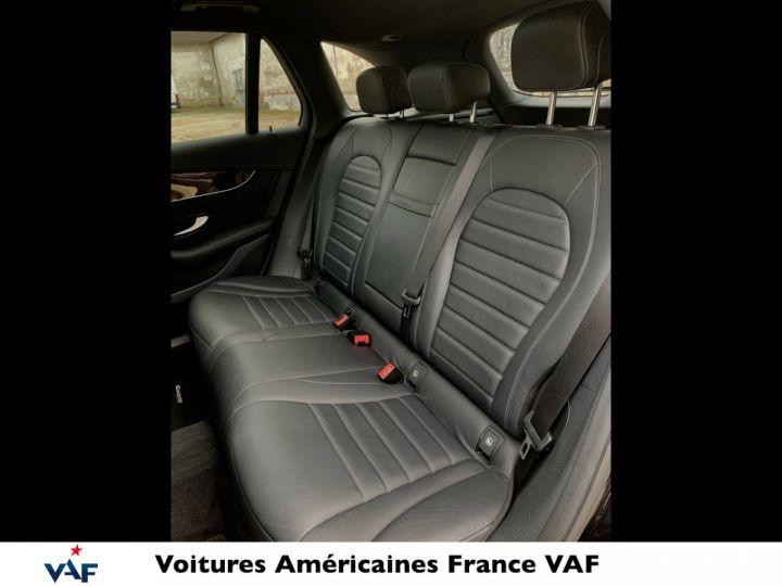 Mercedes GLC 350e Hybride 327cv 4Matic 7G-Tronic plus – Contrat Entretien/CG Gratuite/TVA Apparente EN STOCK  Noir métal Occasion - 15