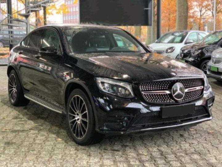 Mercedes GLC 43 AMG 367CH 4MATIC 9G-TRONIC NOIR Occasion - 1