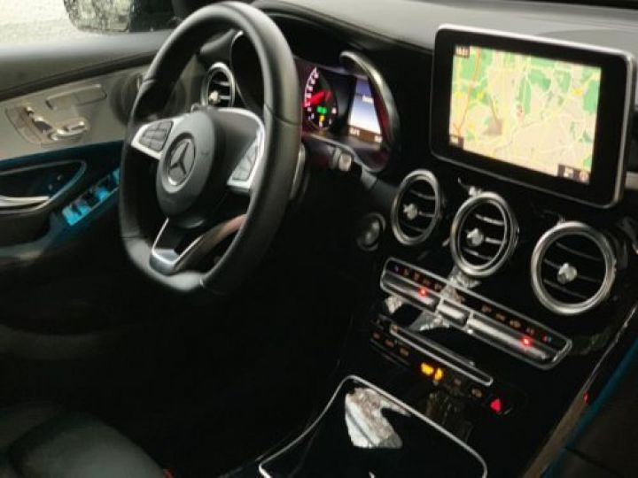 Mercedes GLC 43 AMG 367CH 4MATIC 9G-TRONIC NOIR Occasion - 17