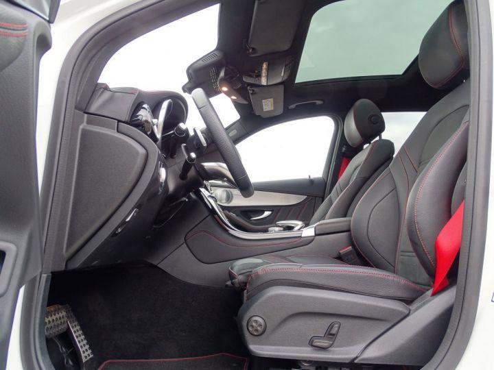 Mercedes GLC 43 AMG 4-MATIC 367 CV BVA9  - MONACO Blanc Diamant Metal - 7