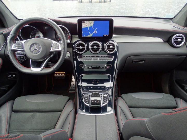 Mercedes GLC 43 AMG 4-MATIC 367 CV BVA9  - MONACO Blanc Diamant Metal - 10