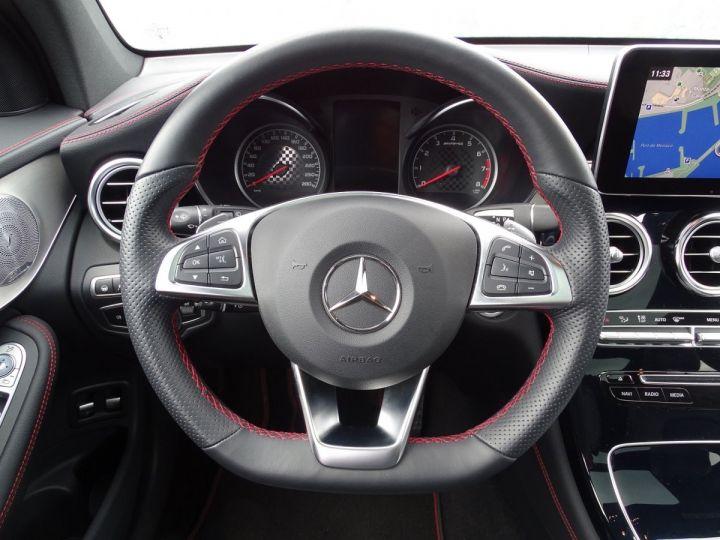 Mercedes GLC 43 AMG 4-MATIC 367 CV BVA9  - MONACO Blanc Diamant Metal - 11