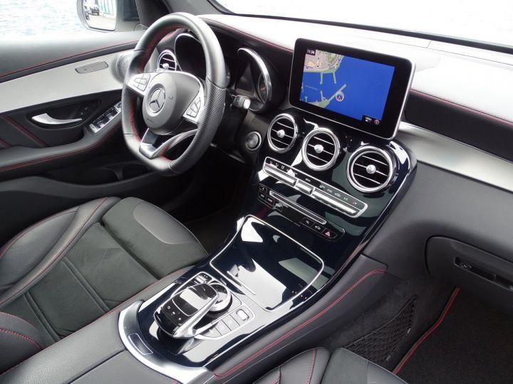 Mercedes GLC 43 AMG 4-MATIC 367 CV BVA9  - MONACO Blanc Diamant Metal - 12