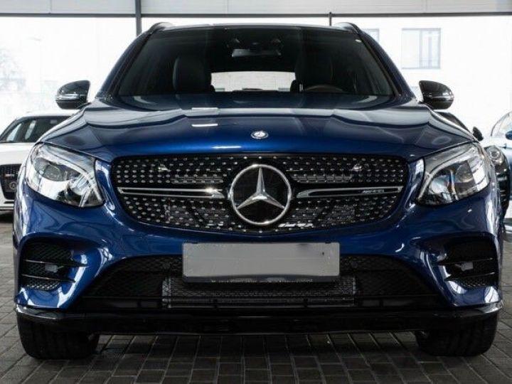 Mercedes GLC 43 AMG 4MATIC 367CH Bleu métallisé - 2