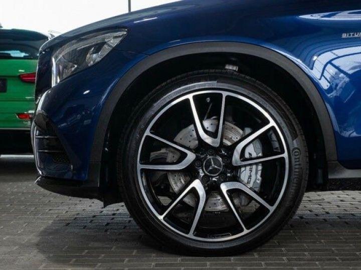 Mercedes GLC 43 AMG 4MATIC 367CH Bleu métallisé - 3