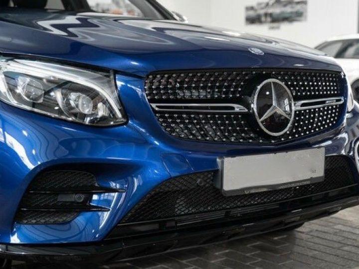 Mercedes GLC 43 AMG 4MATIC 367CH Bleu métallisé - 7