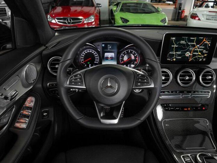 Mercedes GLC 43 AMG 4MATIC 367CH Bleu métallisé - 9