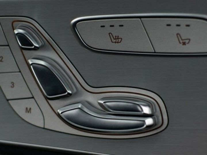 Mercedes GLC 43 AMG 4MATIC 367CH Bleu métallisé - 14