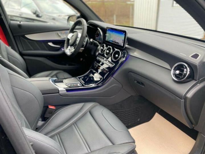 Mercedes GLC 63 AMG COUPE S 4M noir peinture métallisé  Occasion - 6
