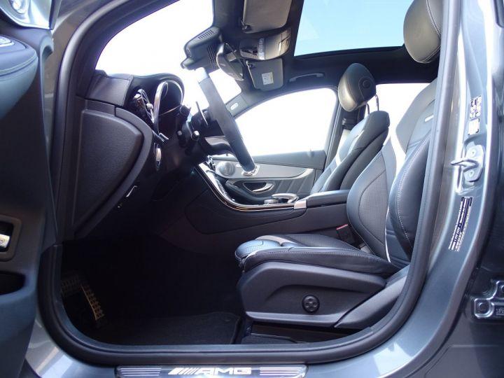 Mercedes GLC 63 AMG S 4-MATIC 510 CV - MONACO Gris Selentie Métal - 6
