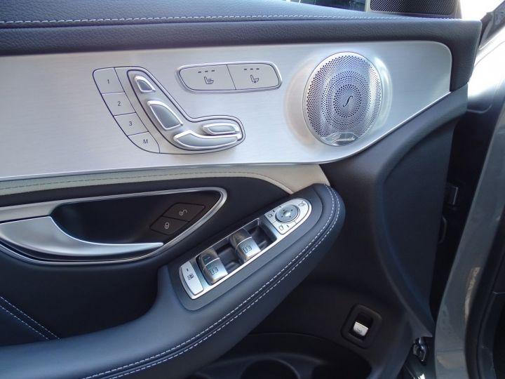 Mercedes GLC 63 AMG S 4-MATIC 510 CV - MONACO Gris Selentie Métal - 17