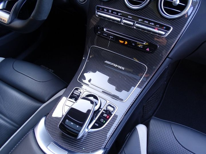 Mercedes GLC 63 AMG S 4-MATIC 510 CV - MONACO Gris Selentie Métal - 18