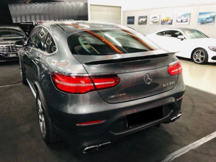 Mercedes GLC 63 AMG S 510CH 4MATIC+ 9G-TRONIC GRIS Occasion - 8