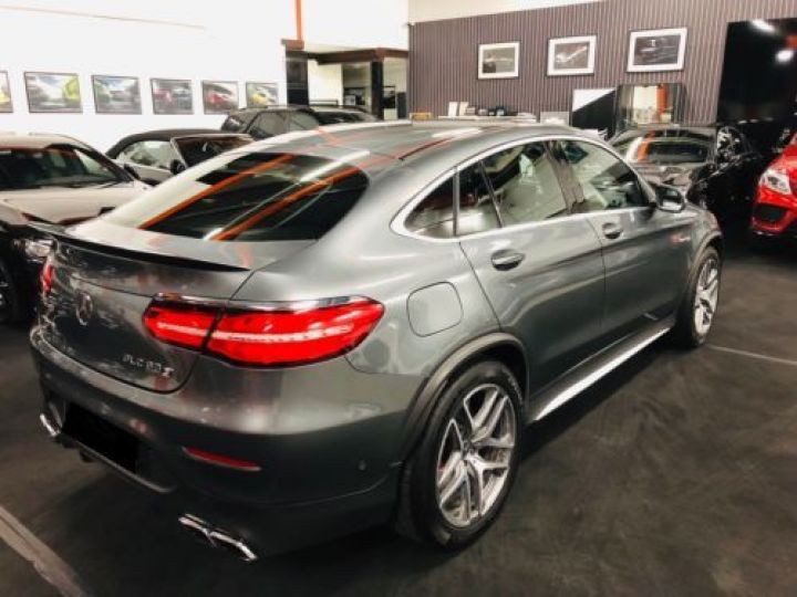 Mercedes GLC 63 AMG S 510CH 4MATIC+ 9G-TRONIC GRIS Occasion - 10
