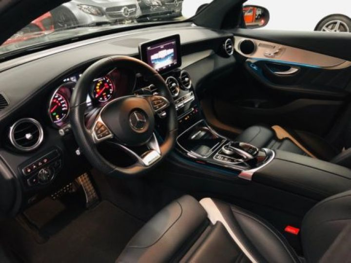 Mercedes GLC 63 AMG S 510CH 4MATIC+ 9G-TRONIC GRIS Occasion - 14