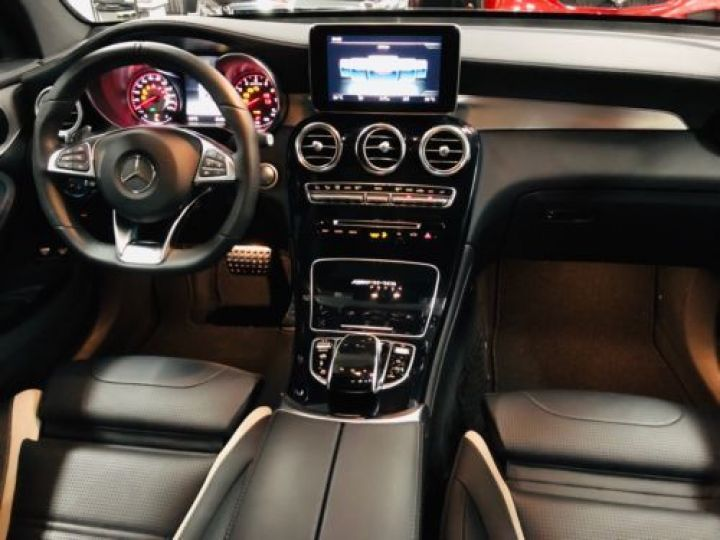 Mercedes GLC 63 AMG S 510CH 4MATIC+ 9G-TRONIC GRIS Occasion - 15
