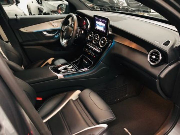 Mercedes GLC 63 AMG S 510CH 4MATIC+ 9G-TRONIC GRIS Occasion - 16