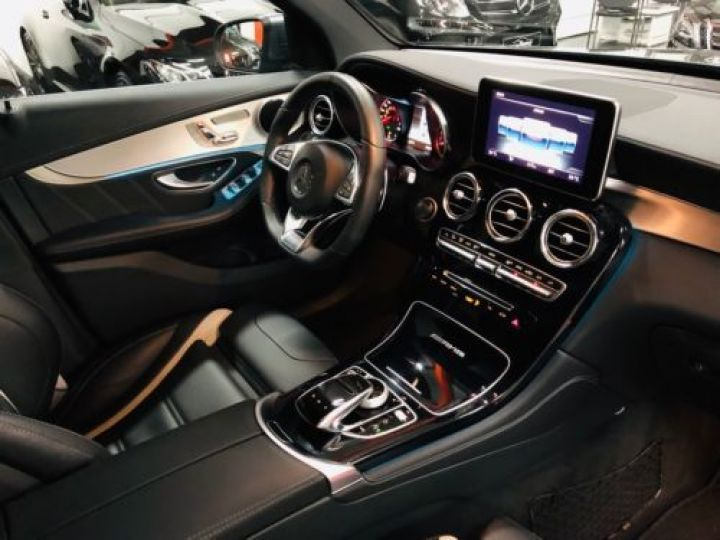 Mercedes GLC 63 AMG S 510CH 4MATIC+ 9G-TRONIC GRIS Occasion - 17
