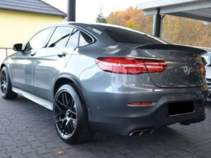 Mercedes Glc 63 Amg S 510ch 4matic 9g Tronic Occasion Tille Oise