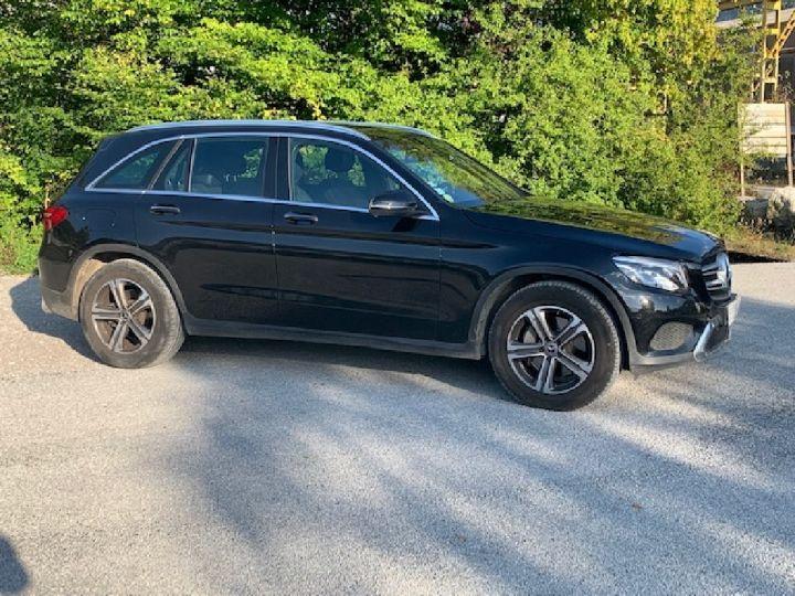 Mercedes GLC CLASSE 220 d 9G-Tronic 4Matic Fascination Noir - 2