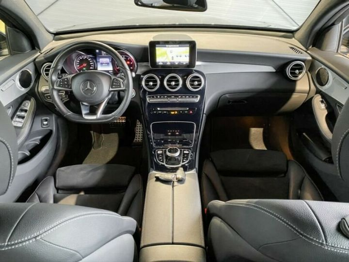Mercedes GLC Coupé 220 COUPÉ 4MATIC AMG NOIR - 3