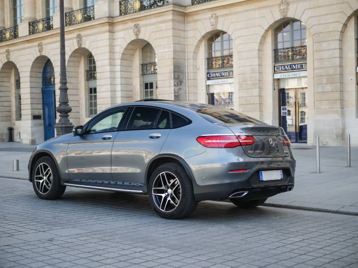 Mercedes GLC Coupé 220d Coupé 4 Matic Fascination Noir - 1