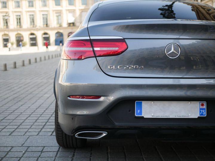 Mercedes GLC Coupé 220d Coupé 4 Matic Fascination Noir - 2